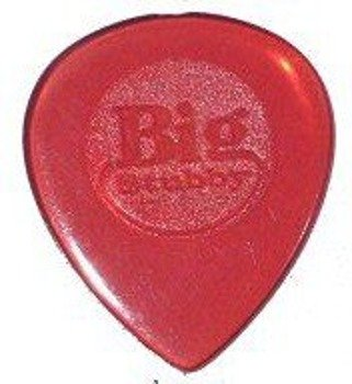 kostka gitarowa DUNLOP - BIG STUBBY JAZZ 1mm (red) (475R1.0)
