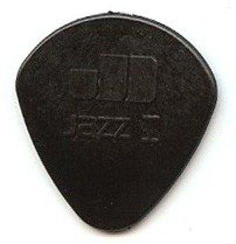 kostka gitarowa JIM DUNLOP - NYLON JAZZ I / 1.10 BLACK (47R1S)