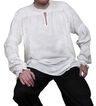 koszula GOTYCKA biała (56323)