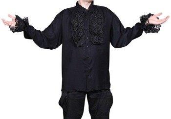 koszula GOTYCKA czarna (58526)