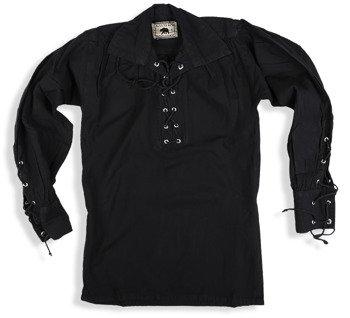 koszula dziecięca GOTYCKA czarna