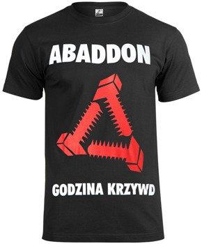 koszulka ABADDON - GODZINA KRZYWD