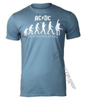koszulka AC/DC - EVOLUTION OF ROCK