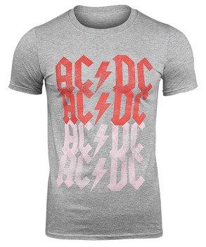 koszulka AC/DC - LOGO FADE
