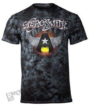 koszulka AEROSMITH - FLYING A, barwiona