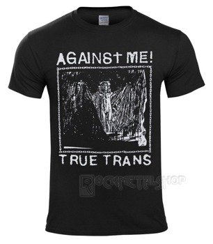 koszulka AGAINST ME! - TRUE TRANS