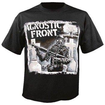 koszulka AGNOSTIC FRONT - GASMASK
