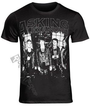 koszulka ASKING ALEXANDRIA - GROUP