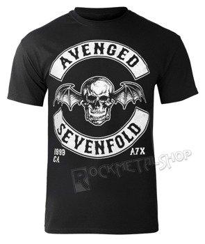 koszulka AVENGED SEVENFOLD - CLASSIC DEATHBAT