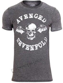 koszulka AVENGED SEVENFOLD - DEATH BAT BURNOUT