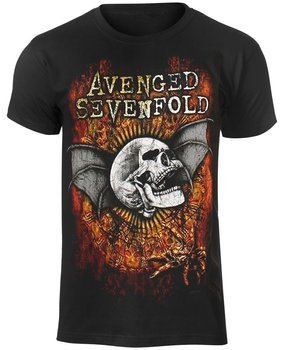 koszulka AVENGED SEVENFOLD -  THROUGH THE FIRE