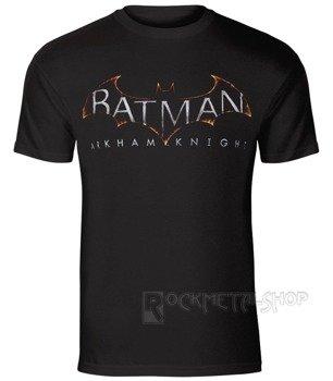 koszulka BATMAN ARKHAM KNIGHT - LOGO