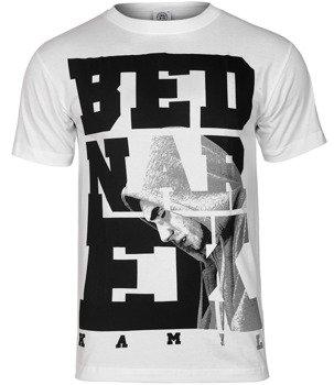 koszulka BEDNAREK - HOODED biała