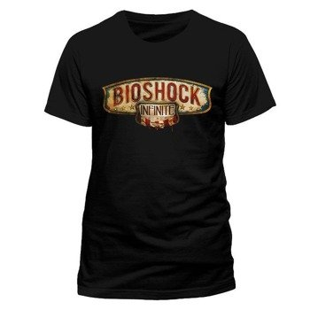 koszulka BIOSHOCK - INFINITE LOGO
