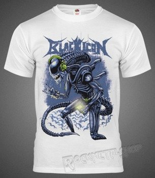 koszulka BLACK ICON - ALIEN (MICON132 WHITE)