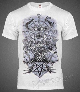 koszulka BLACK ICON - METAL DEMON (MICON089 WHITE)