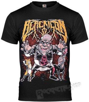 koszulka BLACK ICON - SHREK (MICON138 BLACK)