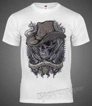 koszulka BLACK ICON - THE COVBOY (MICON100 WHITE)