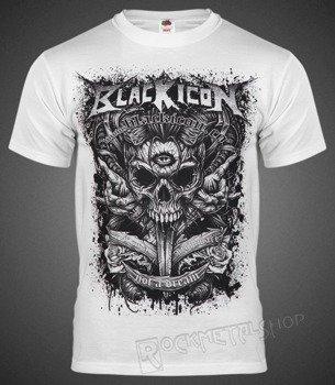 koszulka BLACK ICON biała