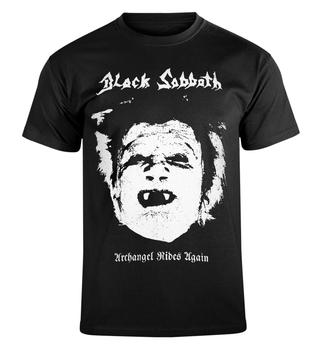 koszulka BLACK SABBATH - ARCHANGEL RIDES AGAIN