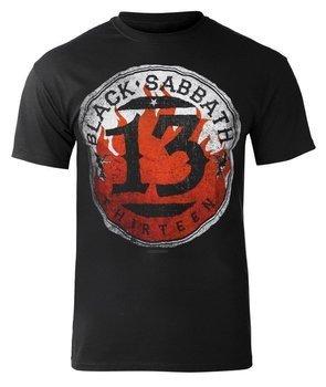 koszulka BLACK SABBATH - CIRCLE 13