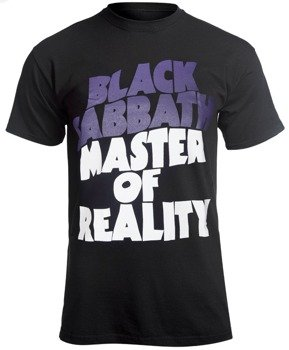 koszulka BLACK SABBATH - MASTER OF REALITY