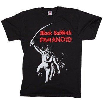 koszulka BLACK SABBATH - PARANOID