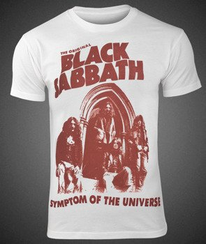 koszulka BLACK SABBATH - SYMPTOM OF THE UNIVERSE