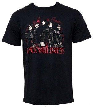 koszulka BLACK VEIL BRIDES - BLACK LEATHER