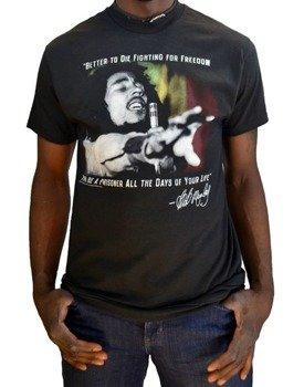 koszulka BOB MARLEY -  FIGHTING FOR FREEDOM