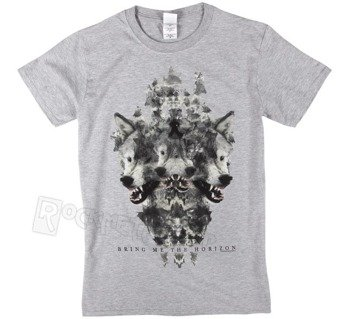 koszulka BRING ME THE HORIZON - WOLVEN GREY MARL