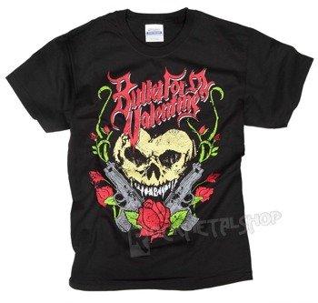 koszulka BULLET FOR MY VALENTINE - HEART SKULL
