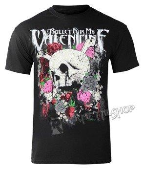 koszulka BULLET FOR MY VALENTINE  - SKULL & ROSES