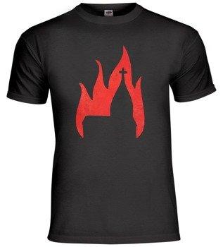 koszulka BURNING CHURCH