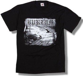 koszulka BURZUM - HVIS LYSET TAR OSS