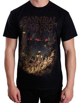 koszulka CANNIBAL CORPSE - A SKELETAL DOMAIN 2