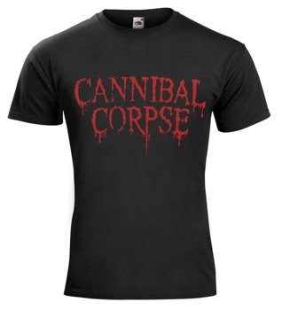 koszulka CANNIBAL CORPSE - NEW RED LOGO