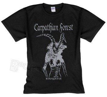 koszulka CARPATHIAN FOREST - INVERTED CROSS