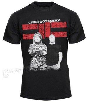 koszulka CAVALERA CONSPIRACY - INFLIKTOUR 2008