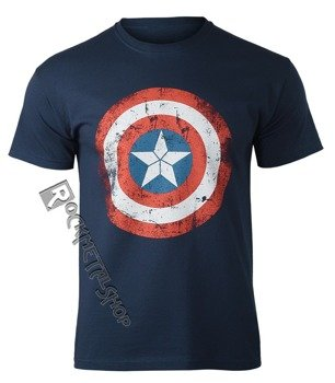 koszulka CIVIL WAR - CAPTAIN AMERICA SHIELD