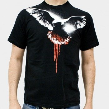 koszulka CONVERGE -DOVE (BLACK)