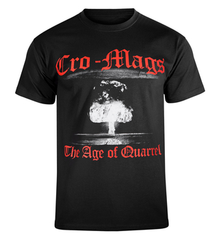 koszulka CRO-MAGS - THE AGE OF QUARREL