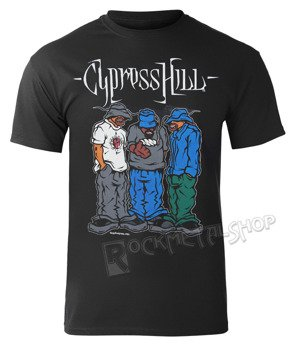 koszulka CYPRESS HILL - GRAFFITI CARTOON