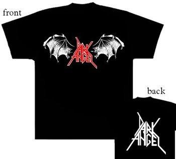 koszulka DARK ANGEL - SKULL
