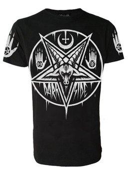 koszulka DARKSIDE - PENTAGRAM BAPHOMET