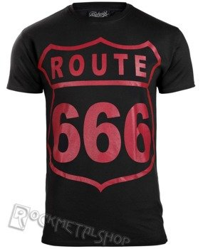 koszulka DARKSIDE - ROUTE 666