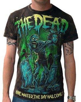 koszulka DARKSIDE - THE DEAD, barwiona