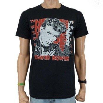 koszulka DAVID BOWIE - HEROES