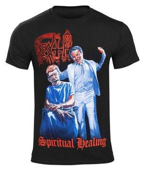 koszulka DEATH - SPIRITUAL HEALING