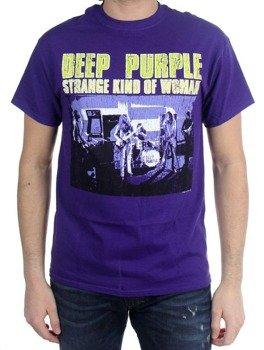 koszulka DEEP PURPLE - STRANGE KIND OF WOMAN